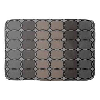 Elite Gray Bath Mat