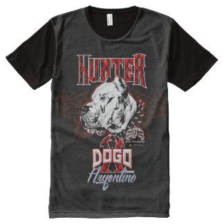 Elite HUNTER Dogo Argentino All-Over-Print Shirt