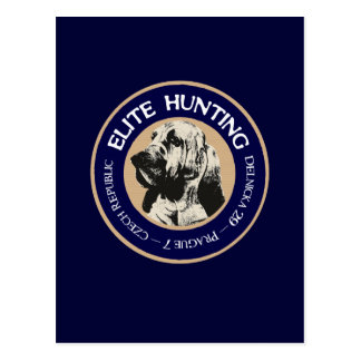 Elite Hunting Hostel Postcard