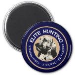 Elite Hunting Hostel Refrigerator Magnet