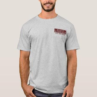 elite lafayette employee shirt