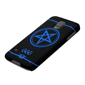 Elite Luciferian Astral Magus 666 Cover Galaxy S5 Covers
