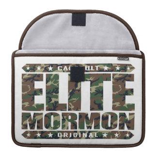 ELITE MORMON - I'm Latter-day Saint Church Warrior Sleeve For MacBook Pro