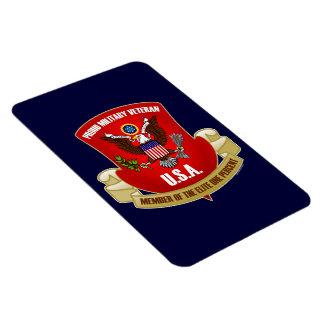 Elite One Percent (Red) Magnet