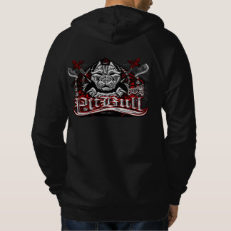 Elite PitBull Crest Hoodie