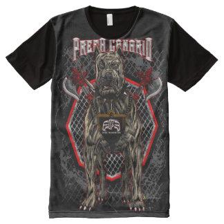 ElitE Presa Canario - Dog Warrior All-Over Print T-shirt