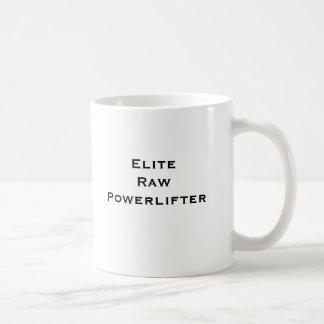Elite Raw Powerlifter Mug