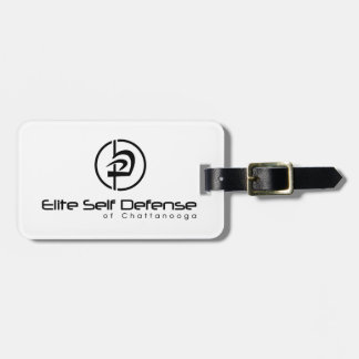 Elite Self Defense of Chattanooga Lifestyle Bag Tag