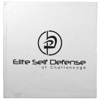 Elite Self Defense of Chattanooga Lifestyle Napkin