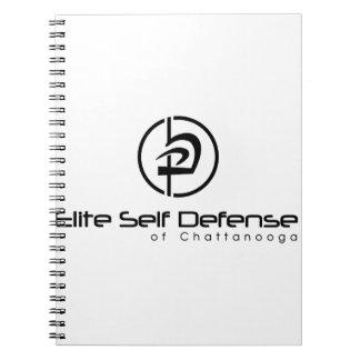 Elite Self Defense of Chattanooga Lifestyle Notebook