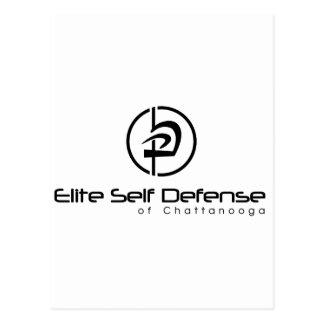 Elite Self Defense of Chattanooga Lifestyle Postcard