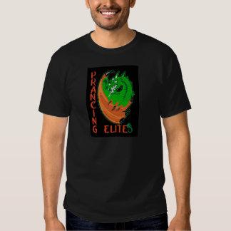 Élites Prancing Camisas