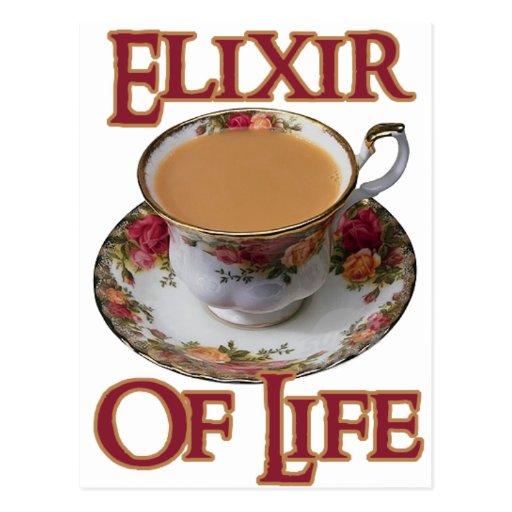 Elixir of Life Postcard