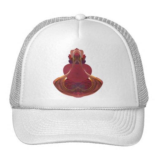 Elixir of Love Potion Bottle Fractal Trucker Hat