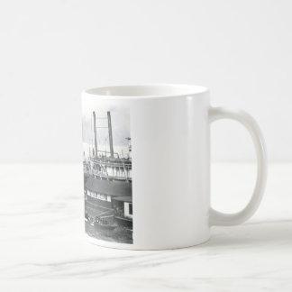 Eliza H. Steamboat Coffee Mug