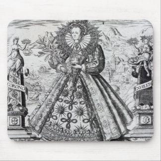 Eliza Triumphans, 1589 Mouse Pad