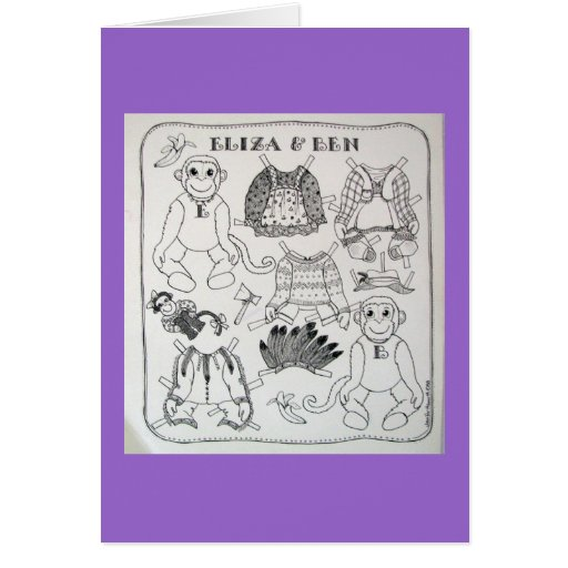 Eliza y Ben toda la tarjeta de las ocasiones
