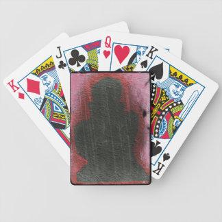 ELIZABETH 1ST by Kaye Talvilahti Bicycle Playing Cards