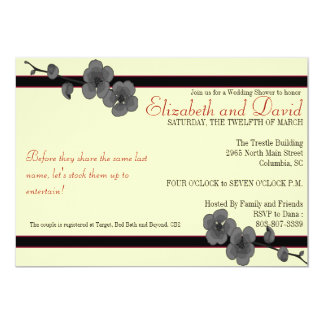 Elizabeth and David- Stock the Bar 2 Card