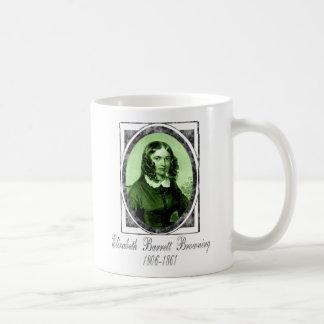 Elizabeth Barrett Browning Coffee Mug