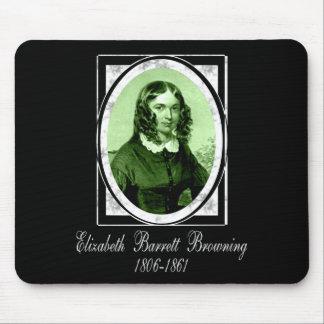 Elizabeth Barrett Browning Mouse Pad