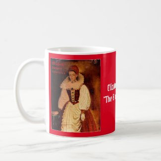 Elizabeth Bathory Coffee Mug