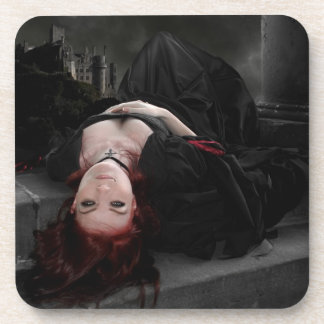 Elizabeth Bathory Cork Coaster