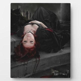 Elizabeth Bathory Plaque