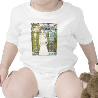 Elizabeth Bennet Baby Bodysuits