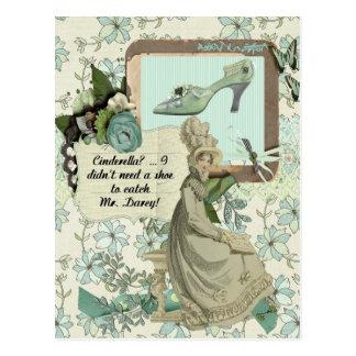 Elizabeth Bennet's Boast Postcard