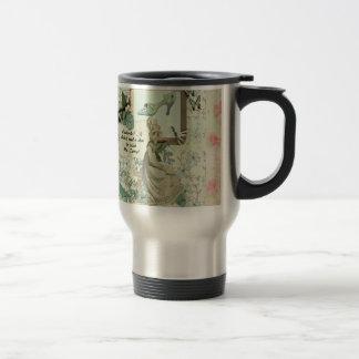 Elizabeth Bennet's Boast Travel Mug