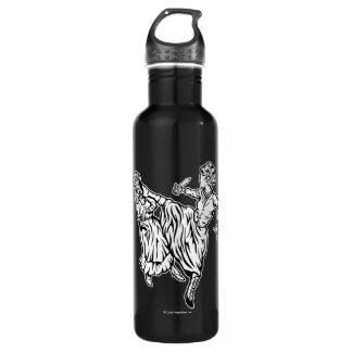 Elizabeth Bennett Kicks Ass Stainless Steel Water Bottle