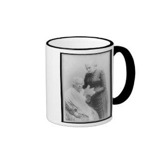 Elizabeth Cady Stanton & Susan B. Anthony Ringer Coffee Mug
