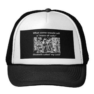 Elizabeth called my lord hats