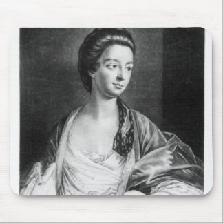 Elizabeth Chudleigh  Countess of Bristol Mouse Pad