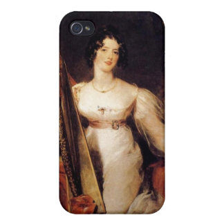 Elizabeth Conyngham, Countess of Conyngham Cover For iPhone 4
