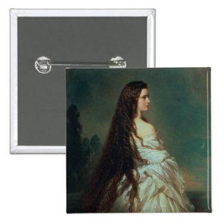 Elizabeth de Baviera Pin