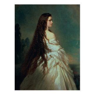 Elizabeth de Baviera Postal
