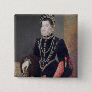 Elizabeth de Valois, 1604-8 Button