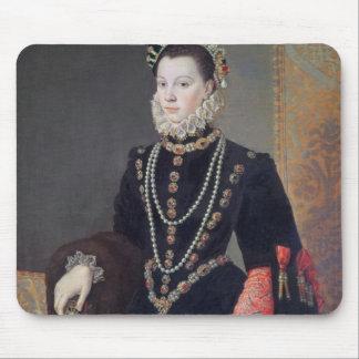 Elizabeth de Valois, 1604-8 Mouse Pad
