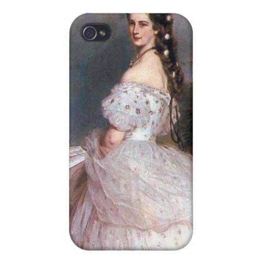 Elizabeth, emperatriz de Austria, 1865 iPhone 4/4S Carcasa