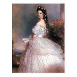 Elizabeth, emperatriz de Austria, 1865 Postal