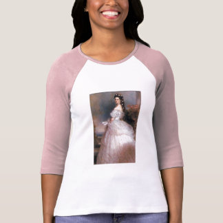 Elizabeth , Empress of Austria, 1865 T-shirts