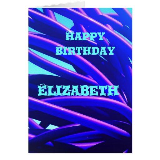 Elizabeth Felicitaciones