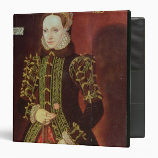 Elizabeth Fitzgerald, Countess of Lincoln, 1560 3 Ring Binder