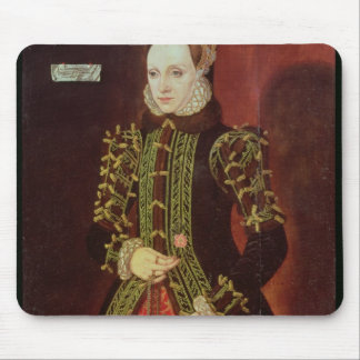 Elizabeth Fitzgerald, Countess of Lincoln, 1560 Mouse Pad