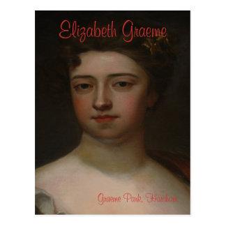 Elizabeth Graeme Fergusson I Postal