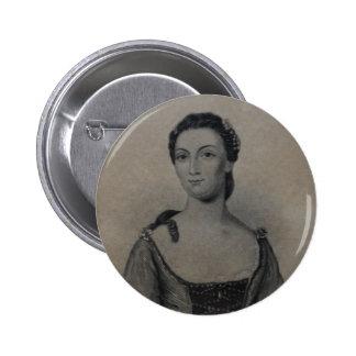 Elizabeth Graeme Fergusson II Pin Redondo De 2 Pulgadas