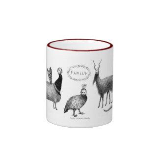 Elizabeth Haidle's Family Mug