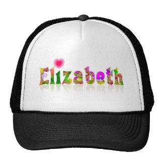 Elizabeth Mesh Hat